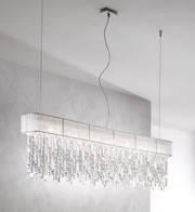 Подвесной светильник Kolarz 1314.87.5.P1.KpT Prisma Stretta (без абажура)