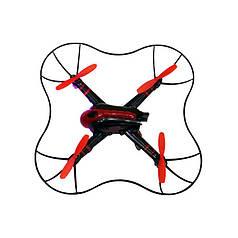 Мини квадрокоптер, радиоуправляемый коптер 407 (летающий дрон) x6