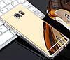 Чохол для Samsung S6 дзеркальний хромований, фото 2