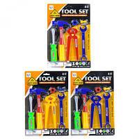 Набор инструментов (6 предметов) 002-5 sco