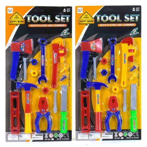 Набор инструментов (14 предметов) 003-4 sco