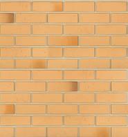 Фасадные панели DOCKE (Деке) BERG (под кирпич), цвет золотистый