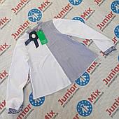 Школьная подростковая блузка для девочек оптом Alamakota.ПОЛЬША