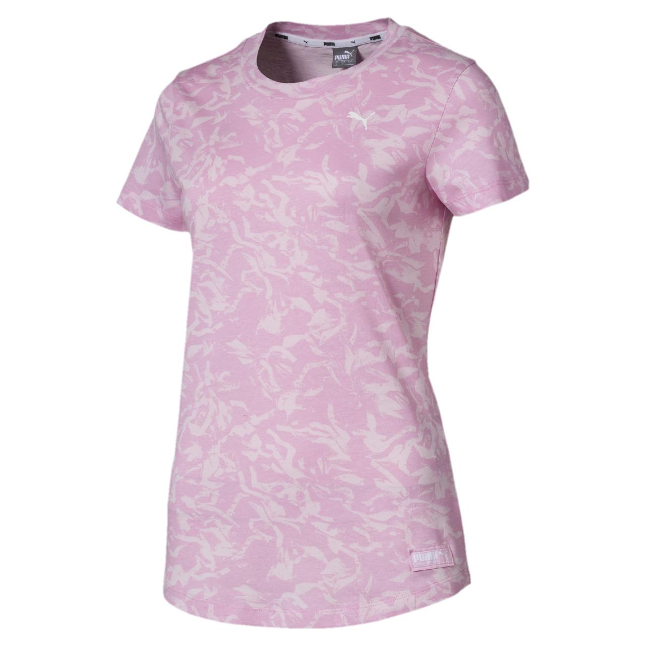 Женская спортивная футболка Fusion All-Over Printed Women'S Tee