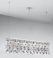 Подвесной светильник Kolarz 1314.87.5.P1.KpTV Prisma Stretta