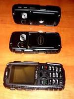 Противоударный водонепроницаемый мобильный телефон Nokia М 8 (2 sim) на запчасти
