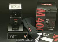 Metz M400 для Fujifilm X-series, фото 1