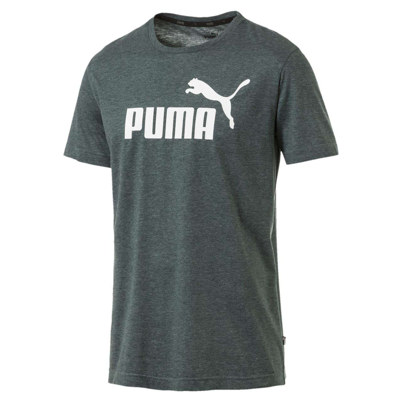 Мужская спортивная футболка Heather Men'S T-Shirt