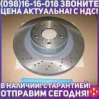 ⭐⭐⭐⭐⭐ Диск тормозной (производство  FEBI) МЕРСЕДЕС,С-КЛAСС, 21086