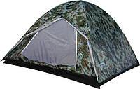 Палатка KILIMANJARO 2017 (210-240-150см) 4-х местн   SS-06Т-112-3 4м , фото 1