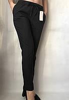 Женские летние штаы ткань софт в черном цвете, фото 1