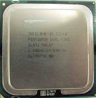 ПРОЦЕССОР на 2 ЯДРА S 775 PENTIUM Dual-CORE E2140 (  E 2140 2 по 1,6Ghz каждое, FSB 800 s775 ) INTEL