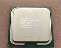 ПРОЦЕССОР на 2 ЯДРА S 775 PENTIUM Dual-CORE E2180 (  E 2180 2 по 2,0Ghz каждое, FSB 800 s775 ) INTEL
