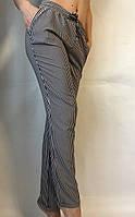 Женские летние штаы ткань софт в больших размерах, фото 1