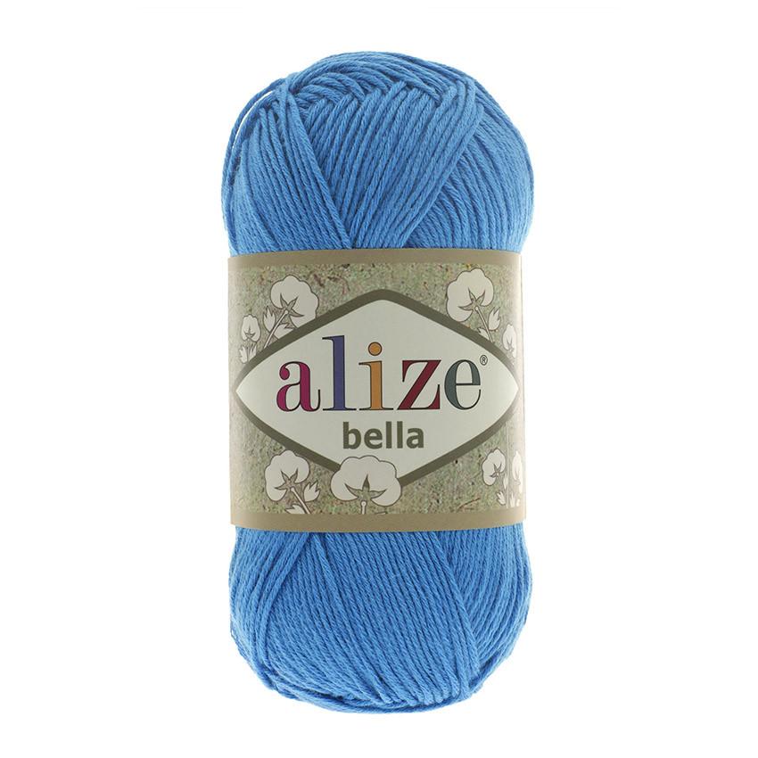 Пряжа хлопок Alize Bella 387