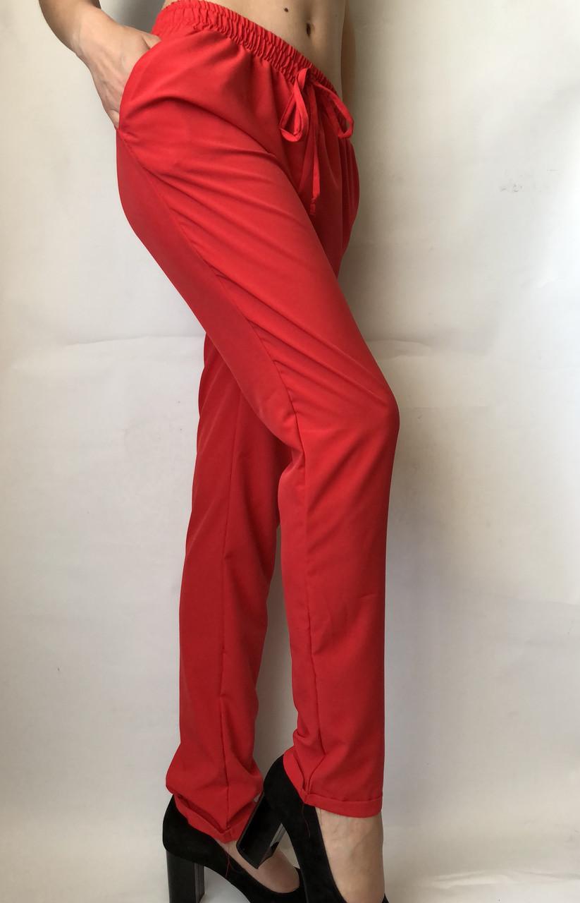 Женские летние штаы ткань софт