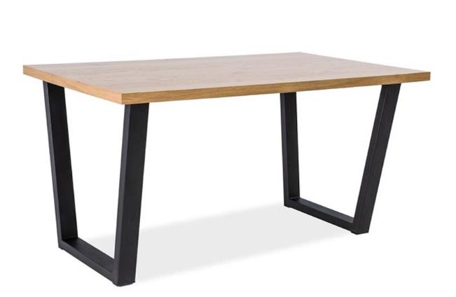 Обеденный стол Signal Valentino 120 x80 dąb**