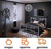 Металлическая кровать Фавор фабрика Tenero