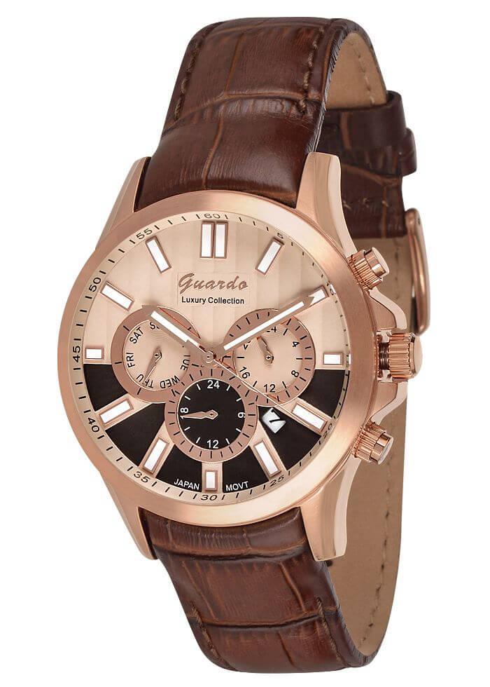 Часы мужские Guardo S08071-6