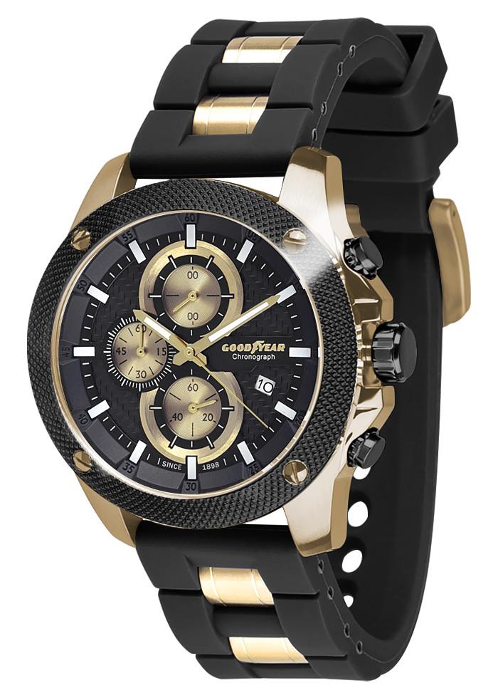 Часы мужские Goodyear G.S01214.01.03 черные