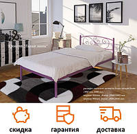 Металлическая кровать Лилия Мини