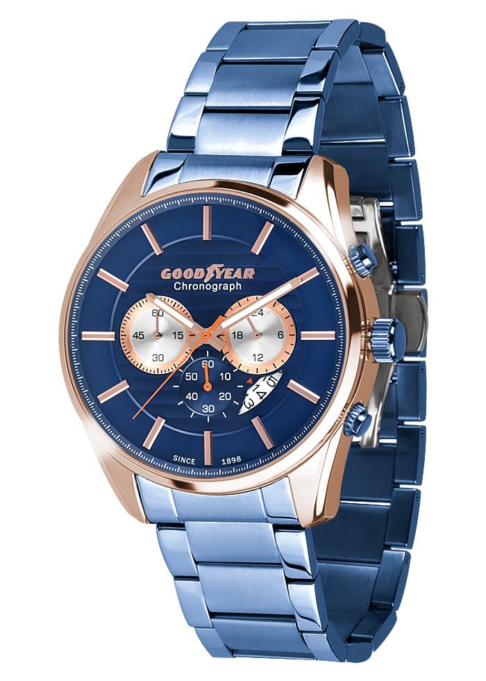 Часы мужские Goodyear G.S01219.01.04 синие