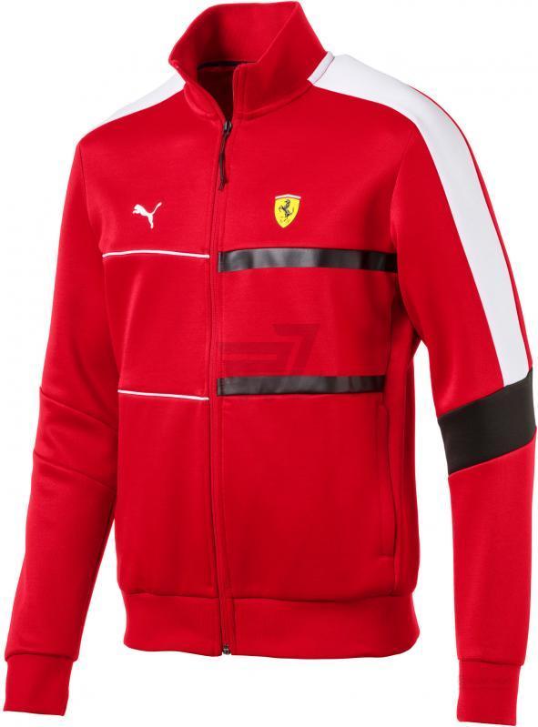 Мужской спортивный  джемпер Puma Sf T7 Track Jacket Р