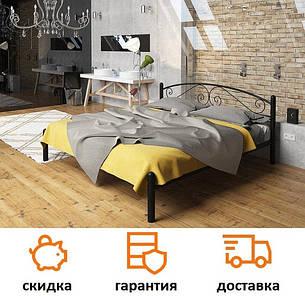 Металлическая кровать Виола фабрика Tenero, фото 2