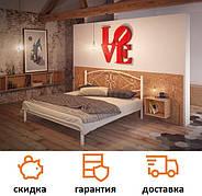 Металлическая кровать Камелия фабрика Tenero