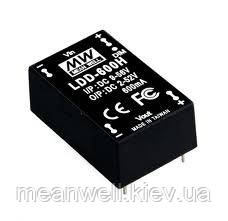 LDD-1000H Блок питания Mean Well LED 2 ~ 52VDC, 1000 mA