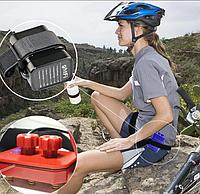 Аккумулятор для  велосипедной фары . Блок 6х 18650 8.4в/USB