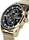 Часы мужские Goodyear G.S01229.01.03 золотые, фото 2