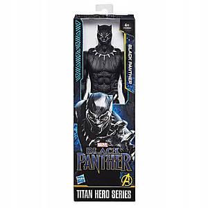 Игрушка Черная Пантера серия Титаны 30СМ - Black Panther, Titan Hero Series, Hasbro