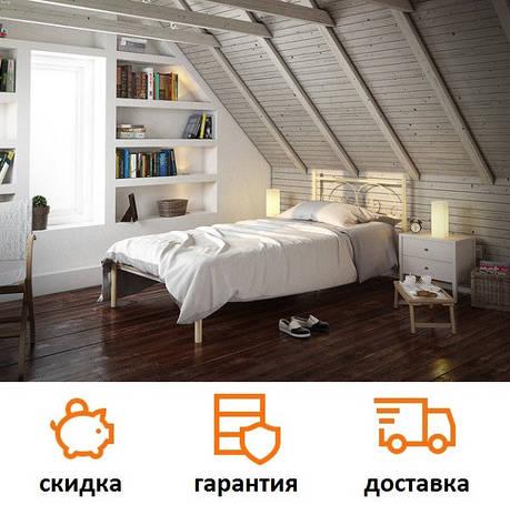 Односпальная кровать Иберис Мини, фото 2
