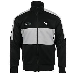 Мужская спортивная куртка Puma Mapm T7 Track Jkt Blk