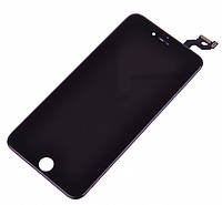 Дисплейный модуль для iPhone 6S  черный (LCD экран, тачскрин, стекло в сборе) black H/C