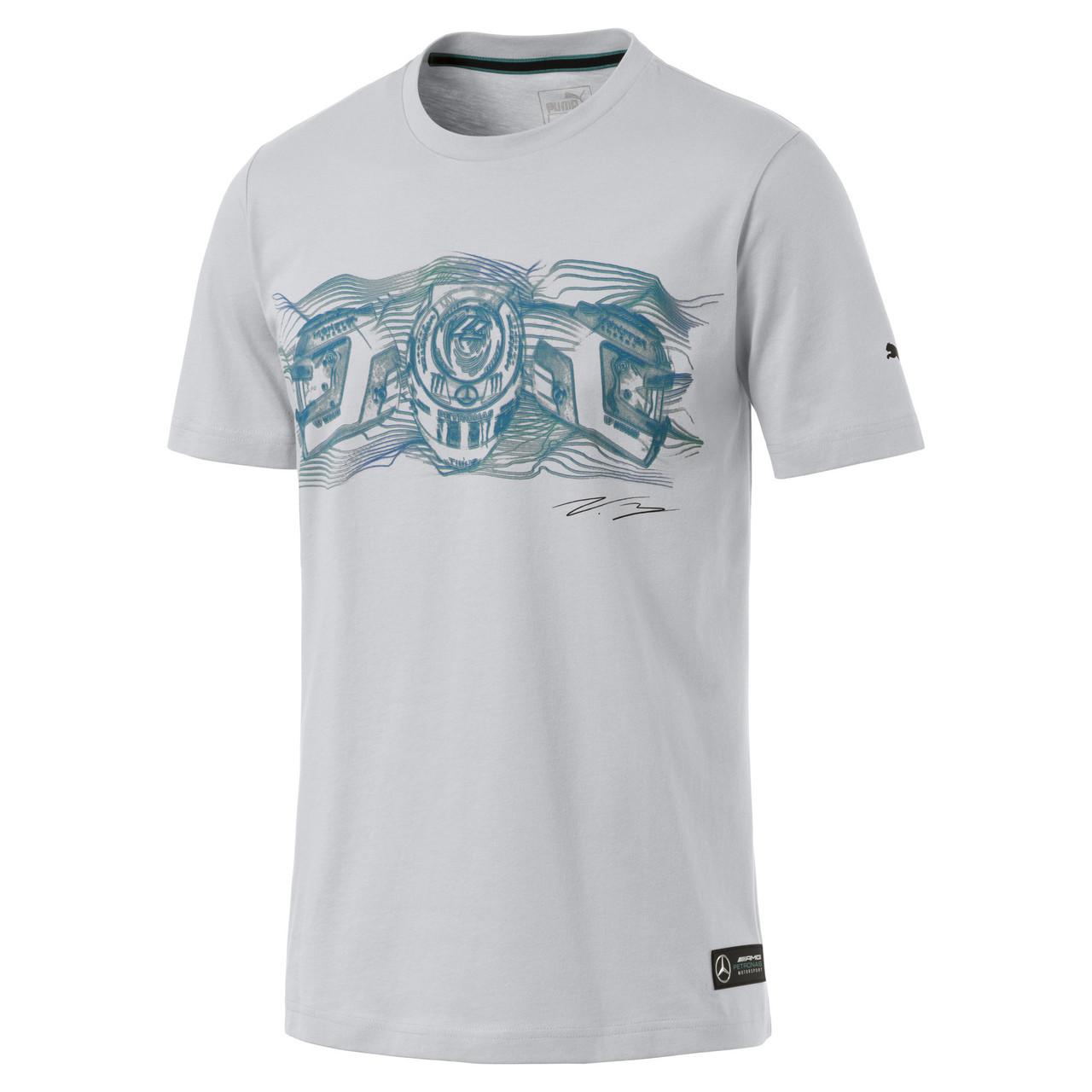 Мужская спортивная футболка Mapm Graphic Tee Driver 2