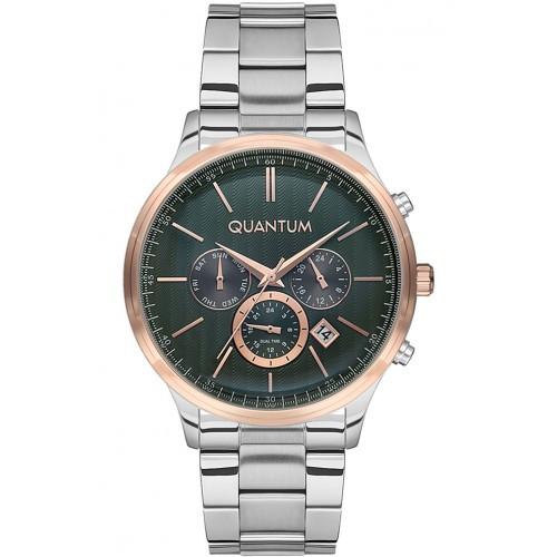 Часы мужские Quantum ADG664.570 серебряные