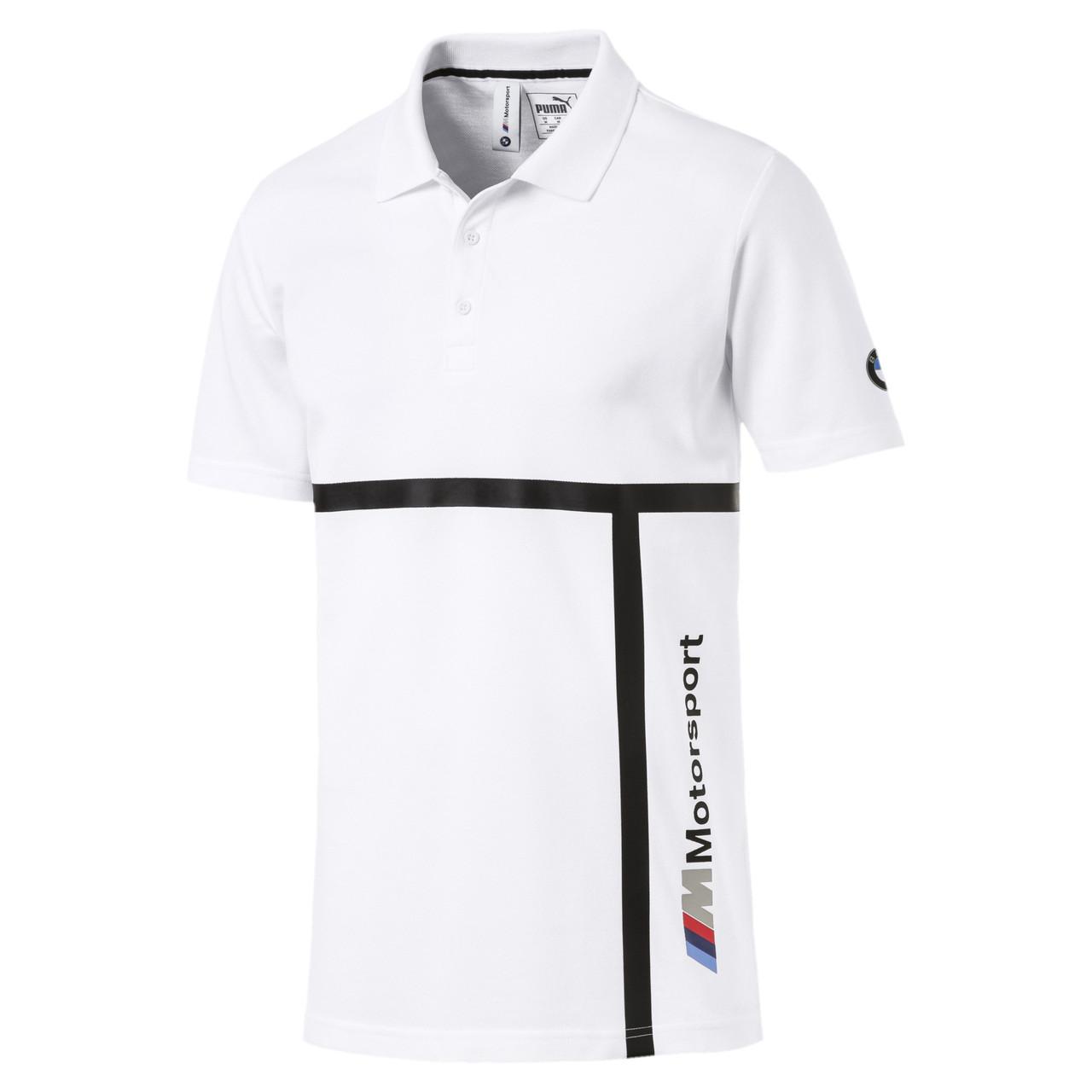 Мужская спортивная футболка поло Bmw Mms Polo