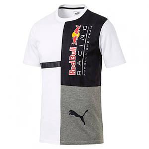 Мужская спортивная футболка Puma Red Bull Racing