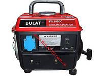 Генератор бензиновый BULAT BT1100DC (0,95кВт-1,1кВТ)