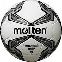 Мяч футбольный Molten F5V1700-K для игры на газоне