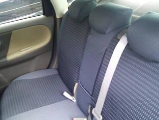 Чехлы в салон модельные Nissan Almera classic B10 (подг.) (Prestige_Standart)
