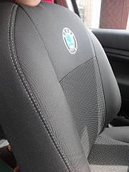 Чехлы на сидения Skoda Octavia A5 (1/3) (седан) (2010-2012) в салон (Favorit)