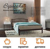 Кровать Вероника Металл Дизайн