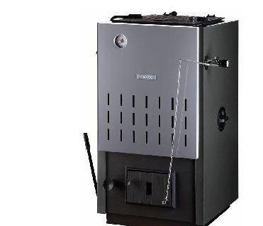 Твердотопливный котел Bosch Solid 2000 B SFU 27 HNS, 27 кВт, фото 2