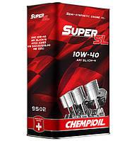 Chempioil Super SL 10W40 5л. API SL/CF-4 Metal Моторне масло