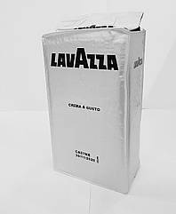 Кофе молотый Lavazza Crema e Gusto Classico 250 г в экономной упаковке