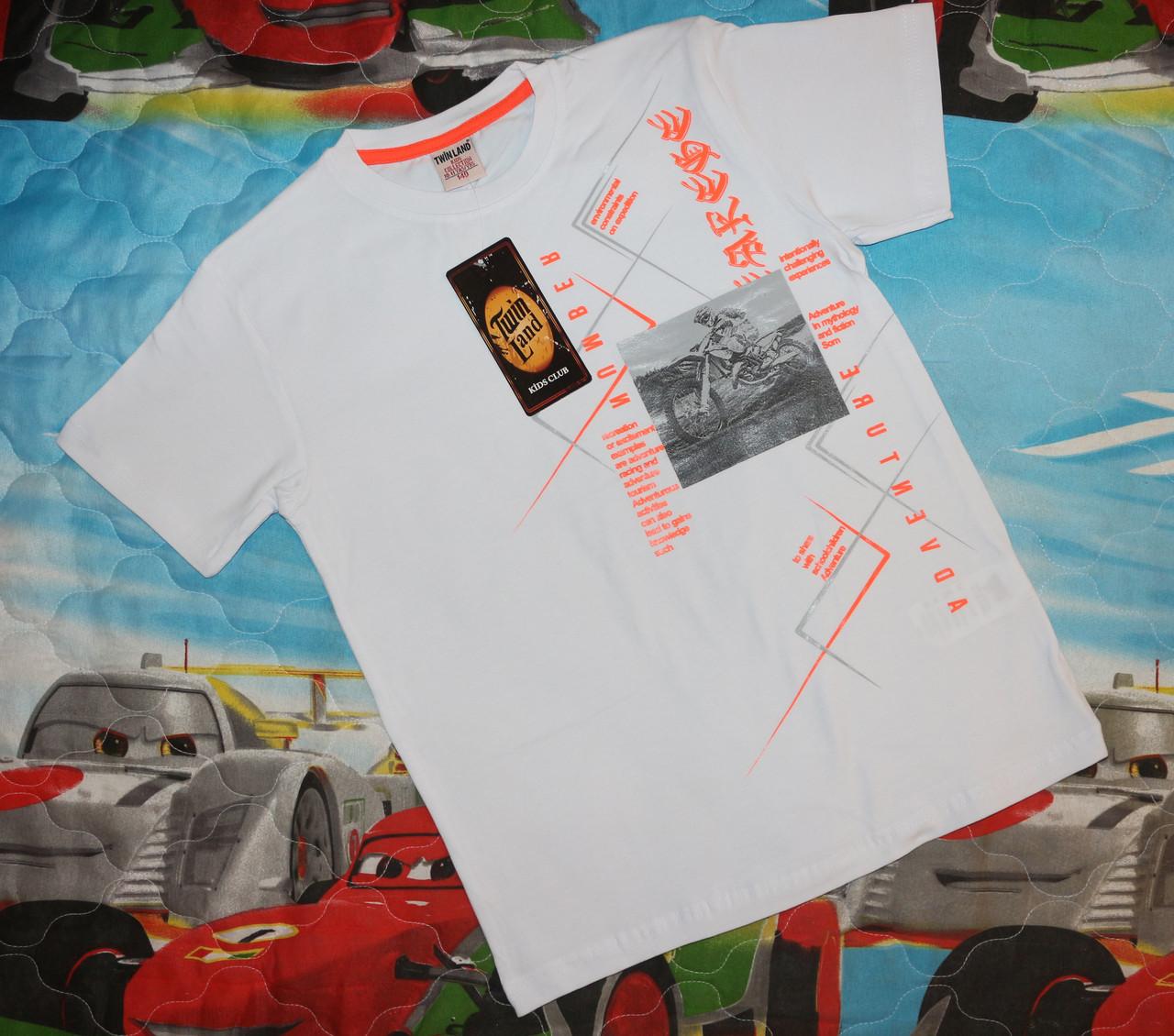 Подростковая футболка на мальчика 140,152,158,164,176 см