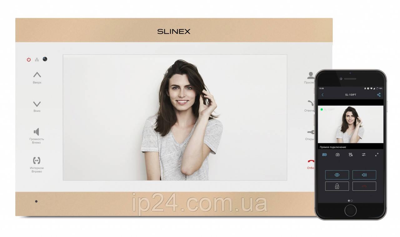 Slinex SL-10IPT домофон с Wi-Fi